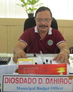 Diosdado Dahiroc