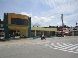 Construction of New Public Market Building