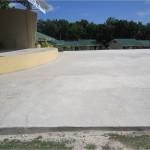 Completion of Flooring at Poblacion