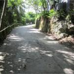 Concreting of farm to Market Road at Poblacion