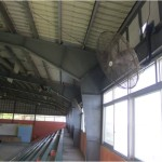 Installation of Wall Fans at Municipal Gymnasium