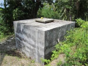 Construction of Water Reservoir at Bonkokan Ilaya
