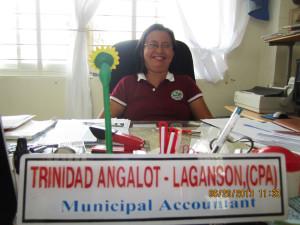 Trinidad Laganson